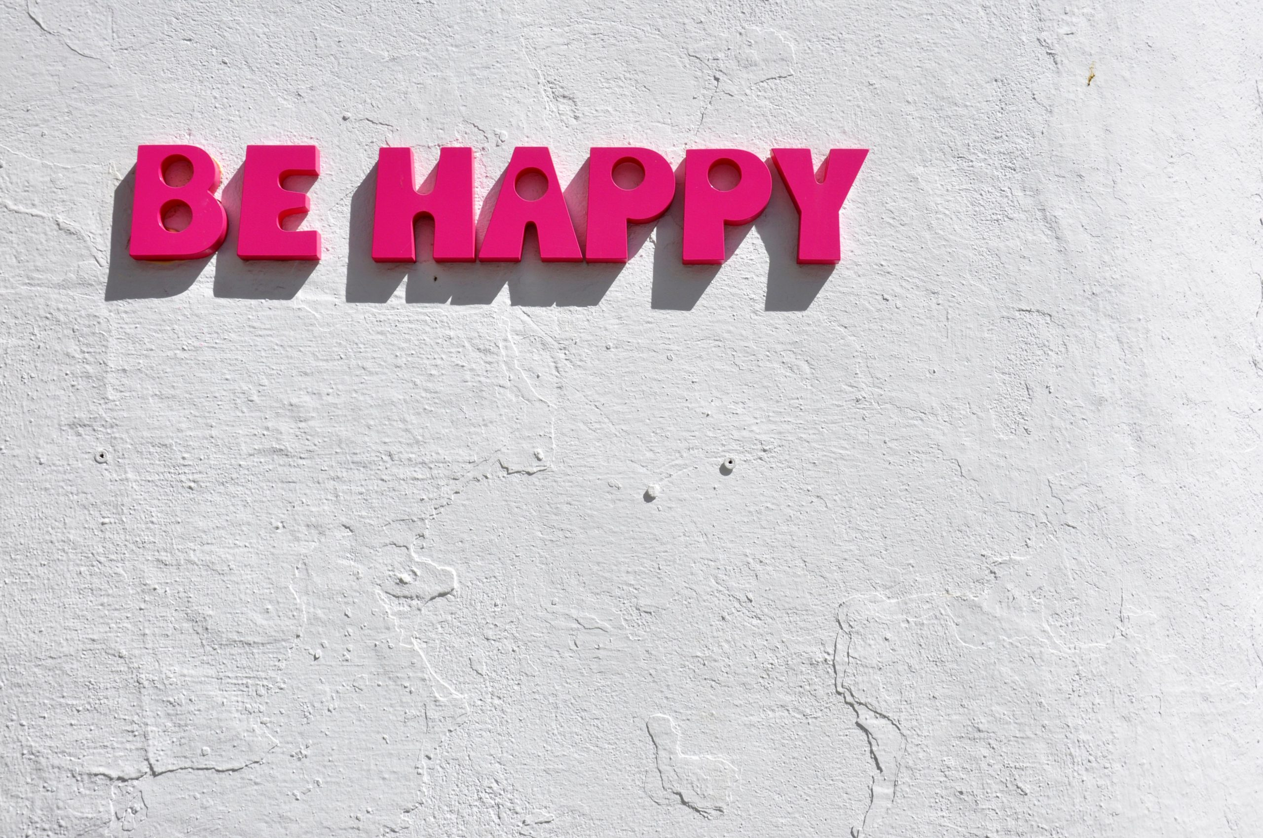 Affirmations - Be Happy